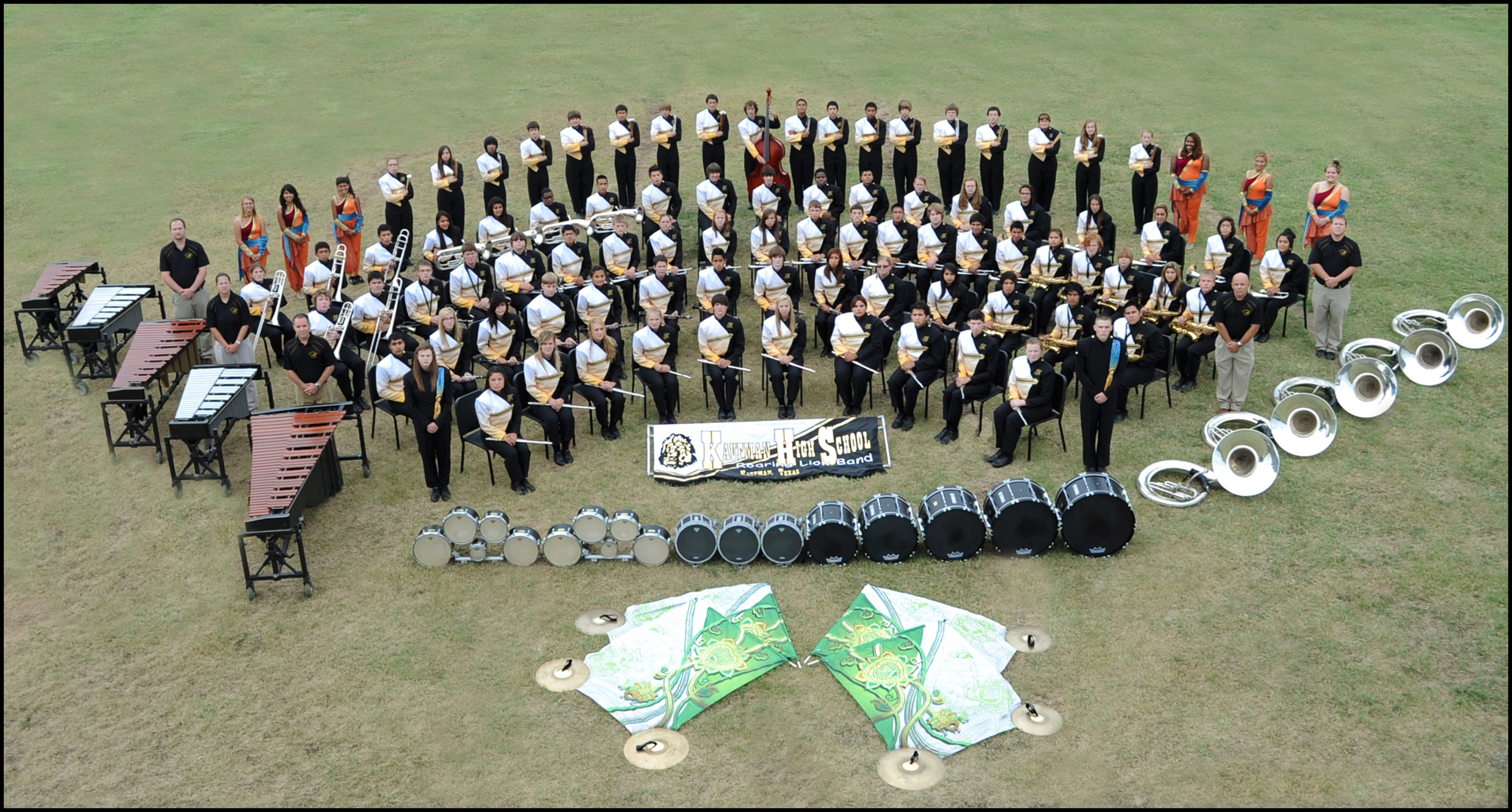 Kaufman ISD: Kaufman High School Band